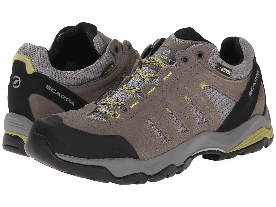 Scarpa - Moraine GTX(r) Lady (Taupe/Celery) Womens Hiking Boots