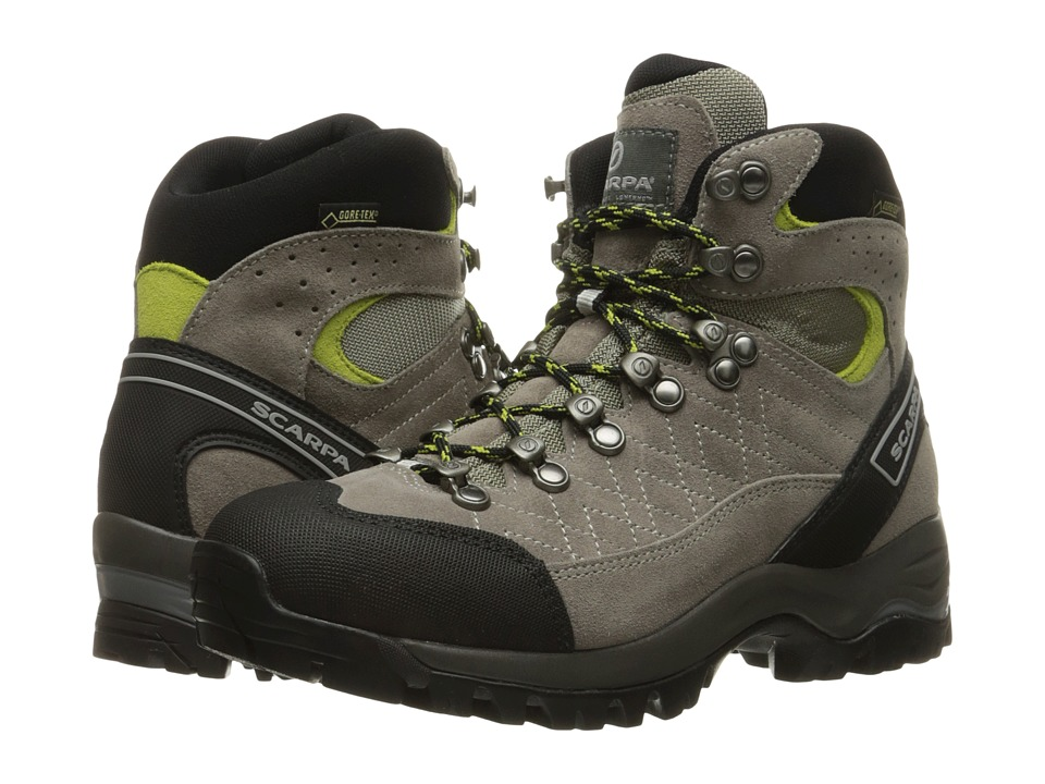 Scarpa Kailash GTX Lady (Taupe/Acid) Women's Hiking Boots