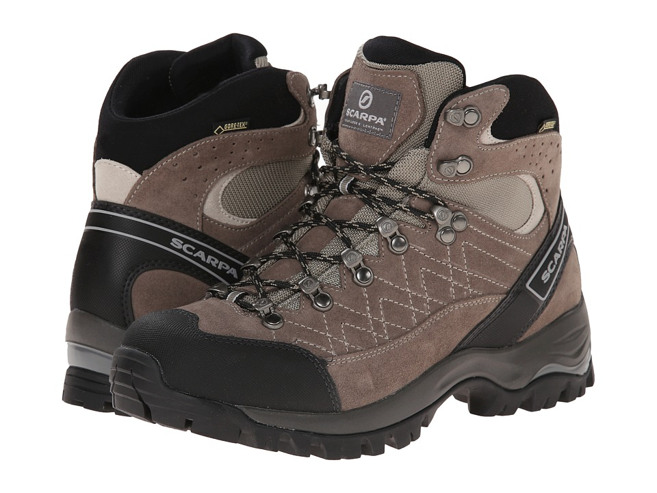 Scarpa Kailash GTX Cigar/Fog Mens Hiking Boots