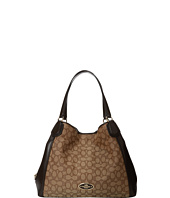 COACH - Signature Edie Shoulder Bag