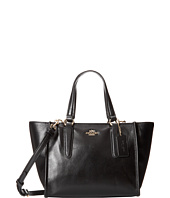COACH - Smooth Leather Mini Crosby Carryall