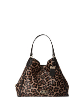 COACH - Printed Haircalf Large Edie Shoulder Bag