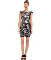 Brigitte Bailey - Sequin V-Back Dress