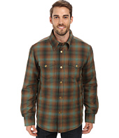 Stetson - 9601 Plaid Wood Blend Coat