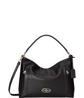 COACH - Pebbled Leather Scout Hobo