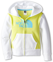 The North Face Kids - Half Dome Full Zip Color Block Hoodie (Little Kids/Big Kids)