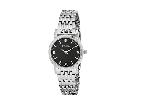Bulova Ladies Dress - 96P148 - Black