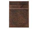 Bill Adler 1981 Crazyhorse Front Pocket Wallet (Brown)