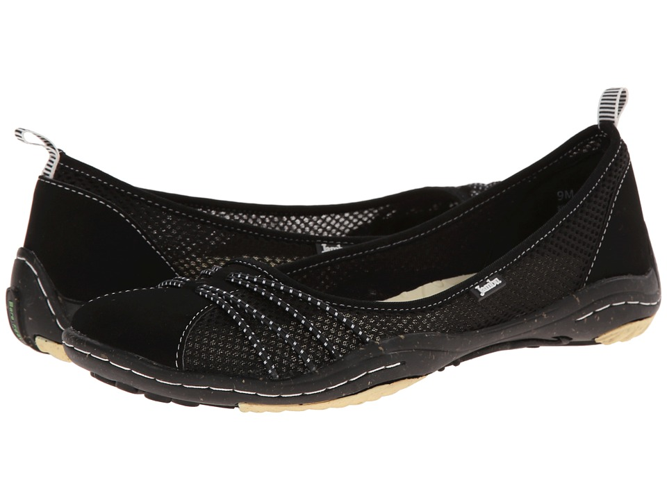 Jambu - Spin-Too - Barefoot (Black/White) Women