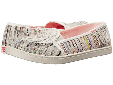 Roxy - Lido Plus (Multi) Women's Slip on  Shoes