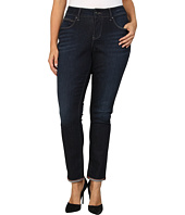 Jag Jeans Plus Size - Plus Size Vanessa High Skinny in Rinse