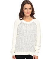 NYDJ Petite - Petite Key Item Sequin Sweater