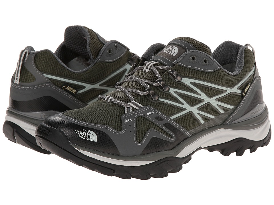 The North Face Hedgehog Fastpack GTX (New Taupe Green/Moon Mist Grey) Men
