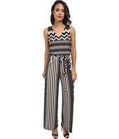 rsvp - Christy Chevron Jumpsuit