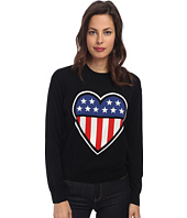 LOVE Moschino - Americana Long Sleeve Sweater