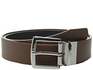 Reversable Leather Dress Belt