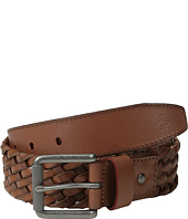 Original Penguin - Braided Leather Belt