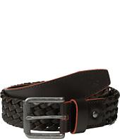 Original Penguin - Braided Leather Belt
