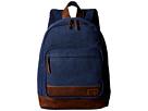 Original Penguin Core Canvas Backpack (Navy)
