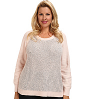 NYDJ Plus Size - Plus Size Key Item Sequin Sweater
