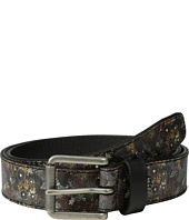 Original Penguin - Printed Leather Belt