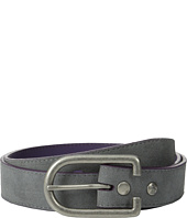 Original Penguin - Suede Leather Belt