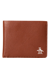 Original Penguin - Printed Single Fold Wallet