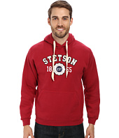 Stetson - 31066 Pullover Hoodie w/ Stetson