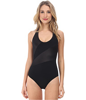 Marc by Marc Jacobs - Solid Marc Color Block Racer Back One Piece