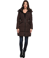 COACH - Solid Long Down Coat No Fur