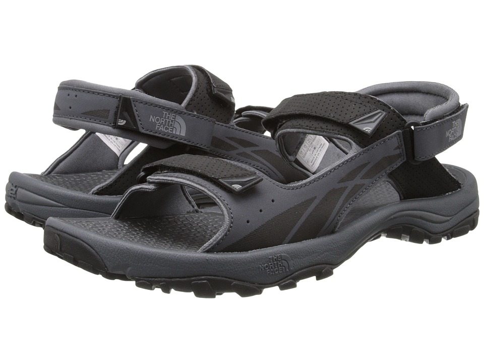 The North Face Storm Sandal (TNF Black/Zinc Grey) Men