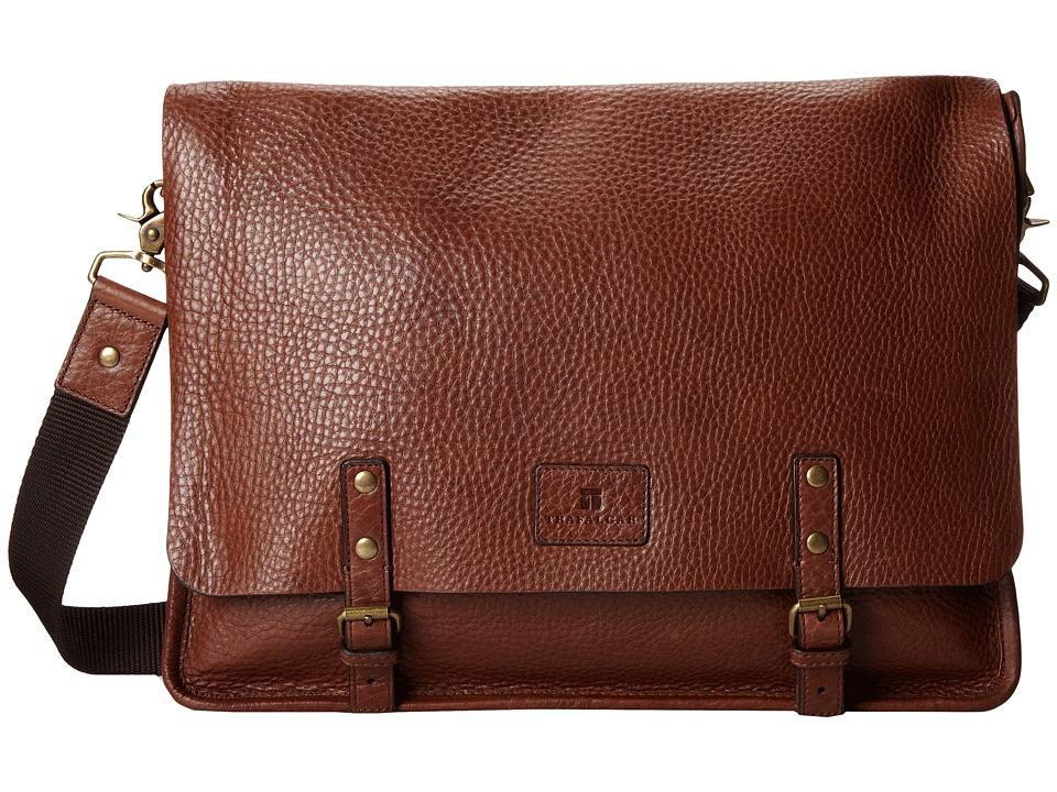 Trafalgar - Murray Hill Messenger (Brown) Messenger Bags