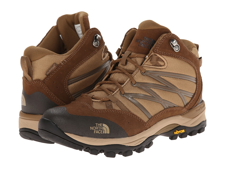 The North Face - Storm II Mid WP (Moab Khaki/Sepia Brown) Women