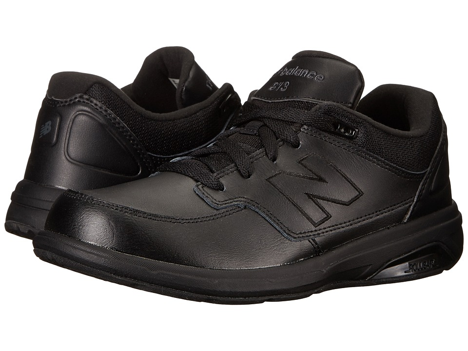 New Balance - MW813 (Black/Black) Mens Walking Shoes