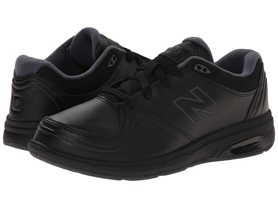 New Balance WW813 (Black) Walking Shoes