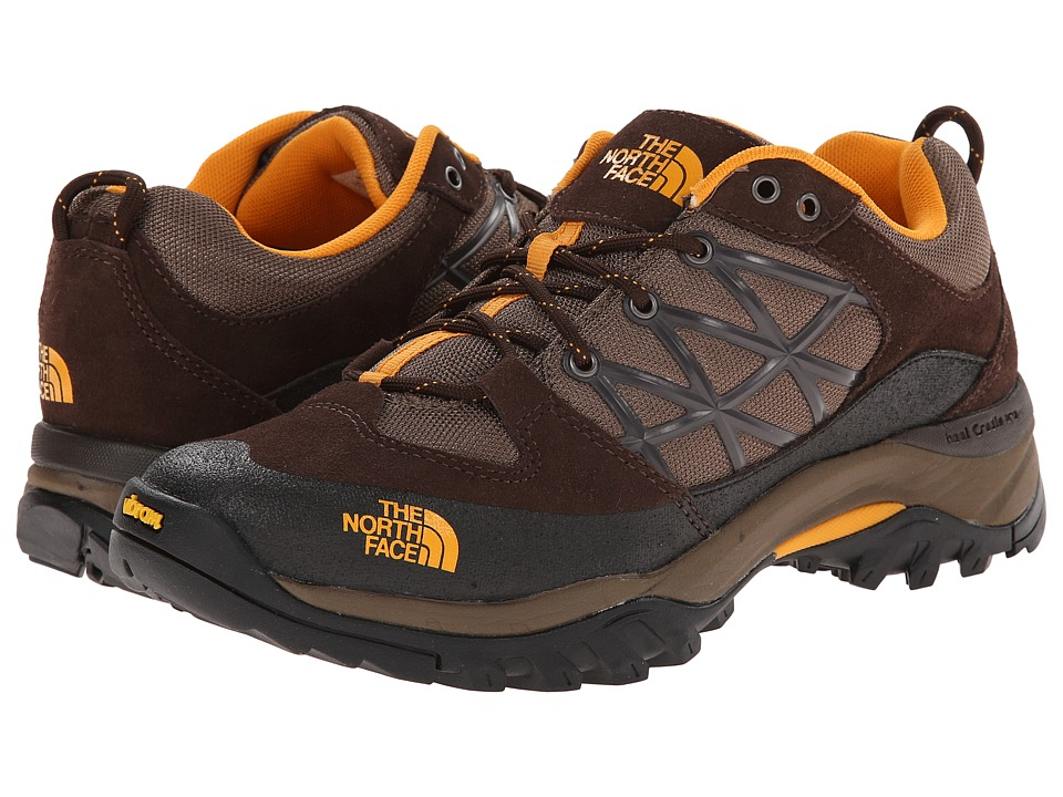 The North Face Storm (Demitasse Brown/Brushfire Orange) Men