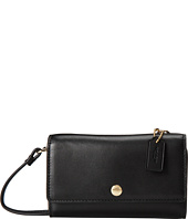 COACH - Smooth Leather Phone Crossbody