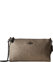 COACH - Metallic Leather Kylie Crossbody