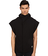 Bikkembergs - Sleeveless Fleece Sweatshirt