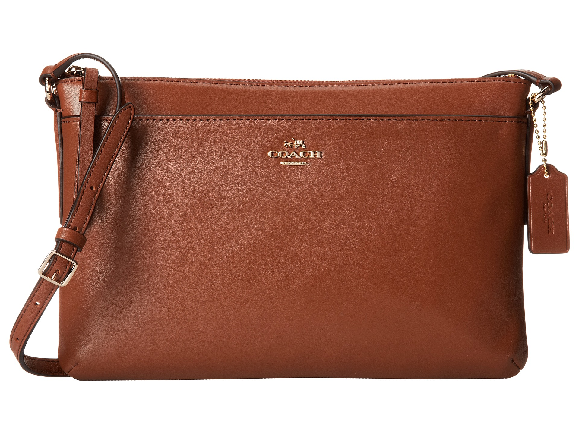 Zappos Leather Crossbody Bag 36
