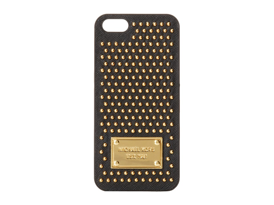 MICHAEL Michael Kors - Electronics Phone Cover (Black 1) Cell Phone Case