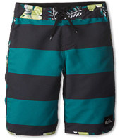 Quiksilver Kids - Brigg Scallop Boardshort (Big Kids)