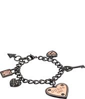 GUESS - Logo Charm Bracelet