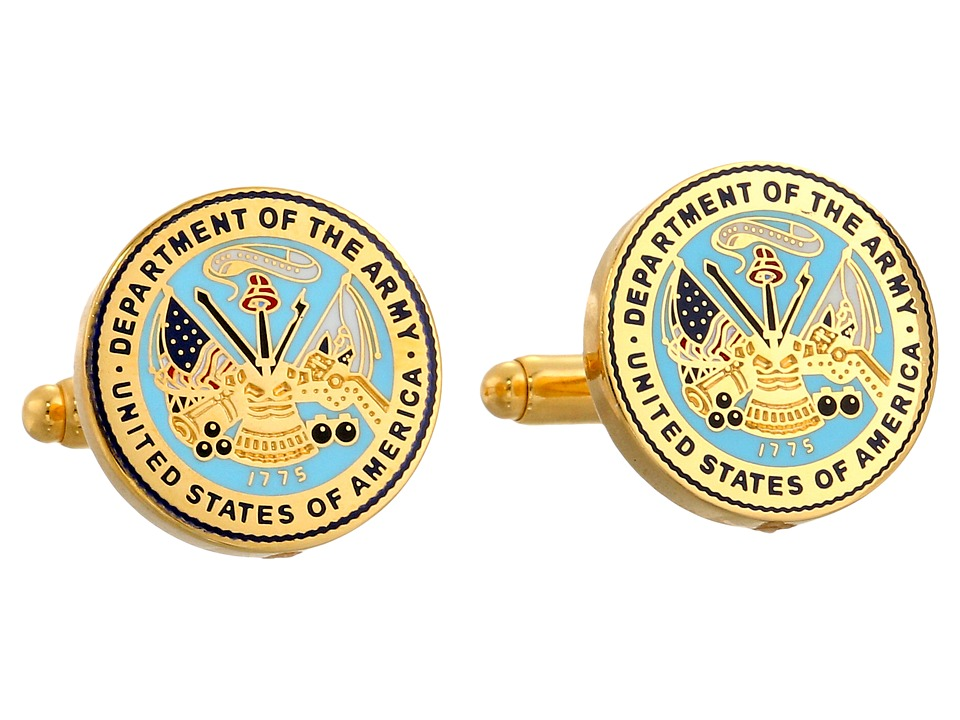 Cufflinks Inc. - US Army Cufflinks (Blue) Cuff Links