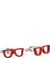 Cufflinks Inc. - Cool Cut Red Shades Cufflinks