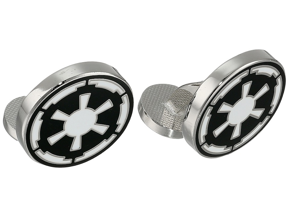 Cufflinks Inc. - Star Warstm Imperial Empire Symbol Cufflinks