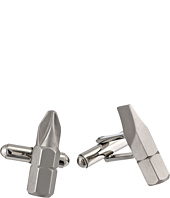 Cufflinks Inc. - Phillips and Flathead Screwdriver Bit Cufflinks