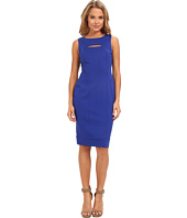 Vince Camuto - Sleeveless Ponte Bodycon Dress w/ Cutout Detail