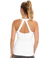 Beyond Yoga - Quilted Open Back Tank
