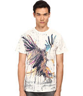 Pierre Balmain - Watercolor Eagle Tee